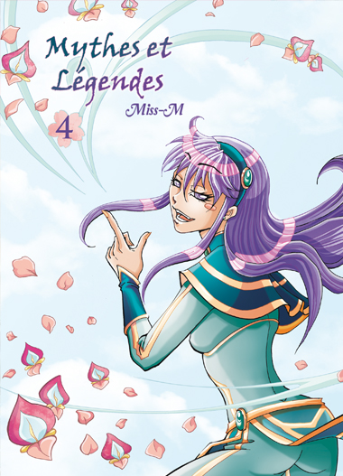 Mythes et Légendes Miss-M Manga